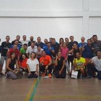 Foto de grupo - Jornadas de Educación Física
