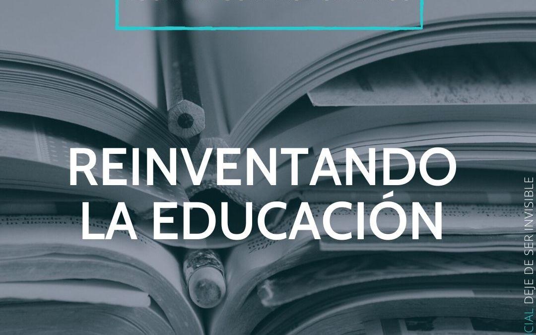 Reinventando la educación en tiempos de pandemia y confinamiento