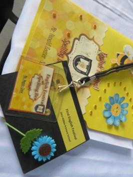 spelling bee invites
