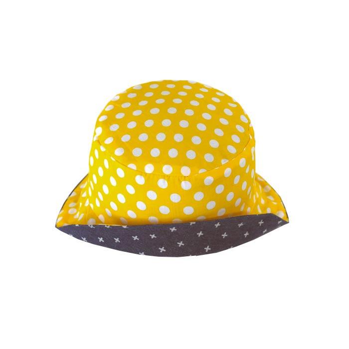 Gorro tejano tipo pescador. Ideal para proteger del sol a niños y bebés. 42feb4f3731