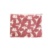 Cuello polar Pink Origami
