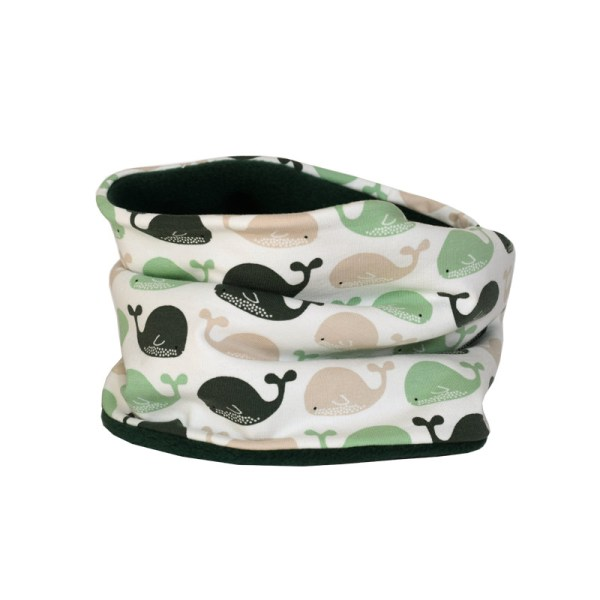Cuello polar Green Whales