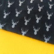 Combinación Amarillo y renos