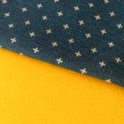 Combinación Amarillo y tejano