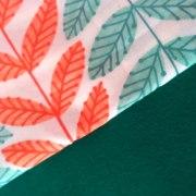 Combinación Verde y hojas