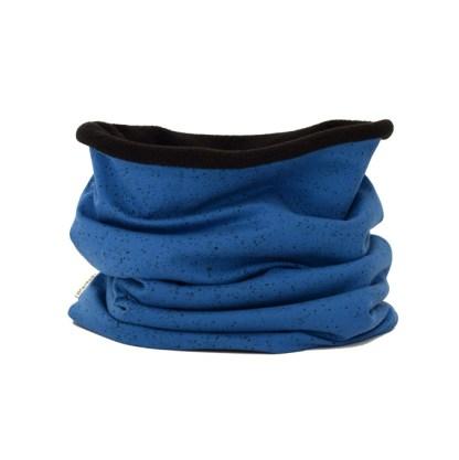 Cuello polar para adulto en azul, ideal para invierno