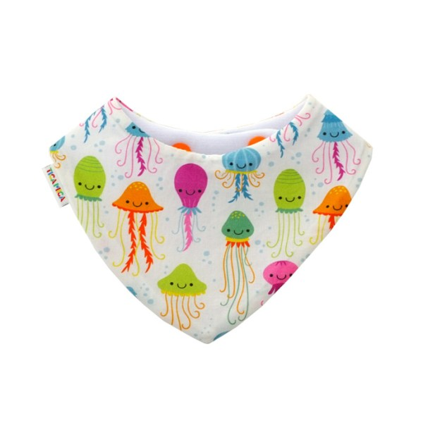 Babero antibabas absorbente de medusas