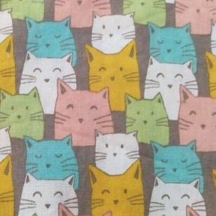 Estampado Gatos