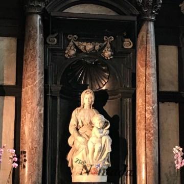 La Madonna de Miguel Angel