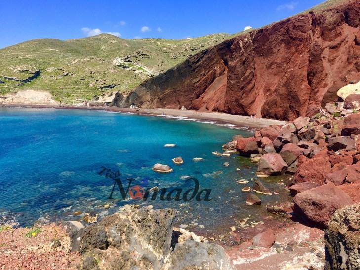 principales atracciones turísticas de Santorini