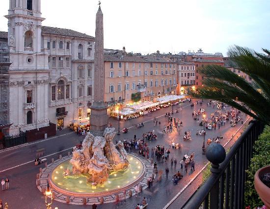 atracciones turística de Roma 21