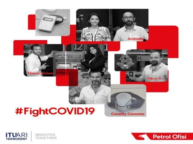 Petrol Ofisi ve İTÜ ARI'dan Covid-19'a Karşı İşbirliği