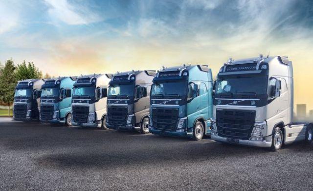 Azem Lojistik, filosunu Volvo Trucks ile güçlendirmeye devam ediyor