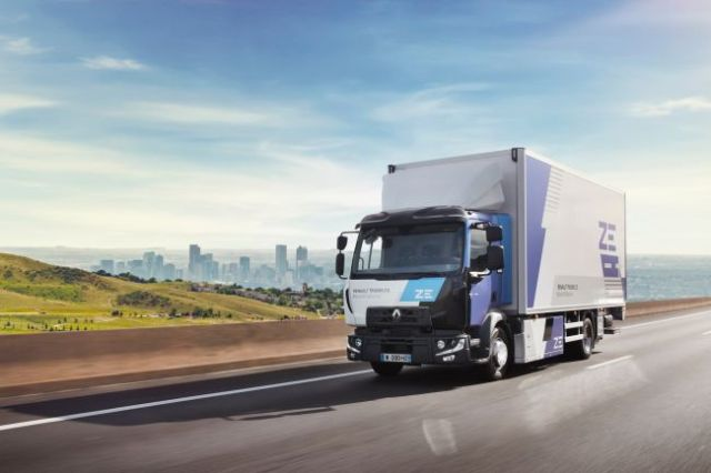 Renault Trucks, Elektrikli Mobiliteye Yatırım Yapmayı Sürdürüyor