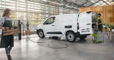 Citroën, %100 Elektrikli Hafif Ticari Aracı e-Berlingo'yu Tanıttı