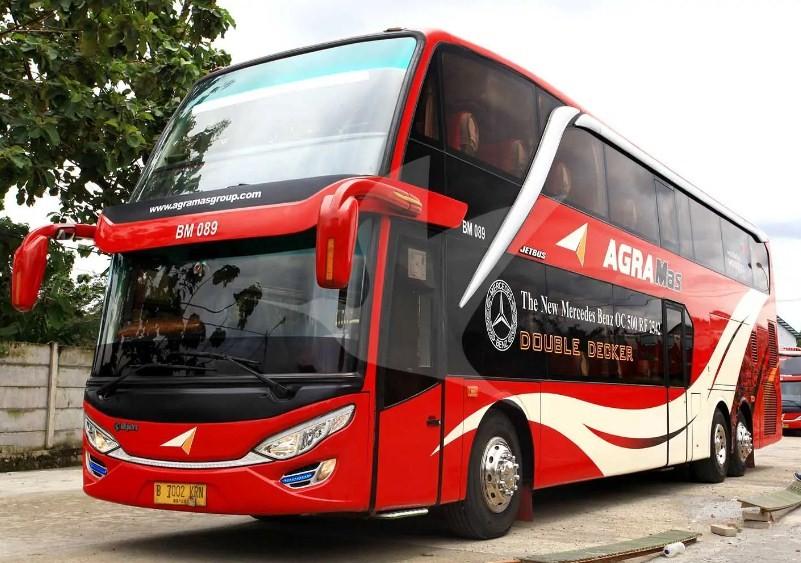Tiket Bus Jakarta Jogja
