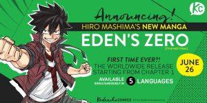 Eden Zero TIC