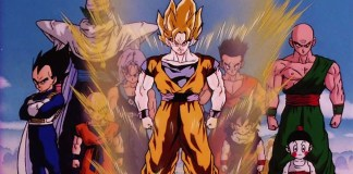 Dragon Ball Z Movies TIC