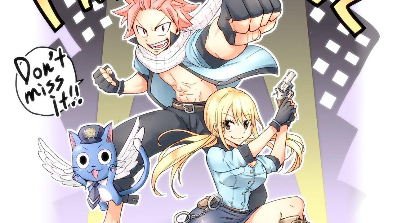 Fairy Tail City Hero TIC