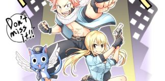 Fairy Tail City Hero TIC