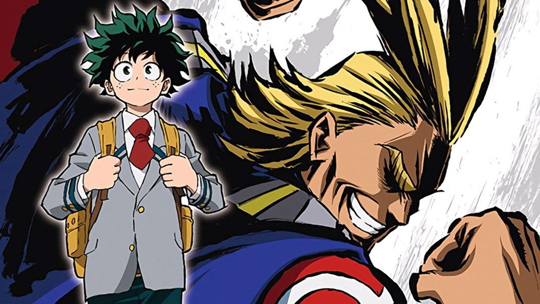My Hero Academia Movie TIC