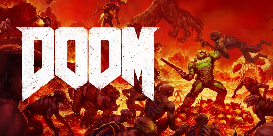 Doom Hits Xbox Game Pass