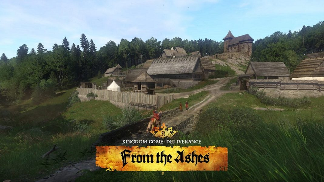 Kingdom Come: Deliverance - From the Ashes and Hardcore Mode Details