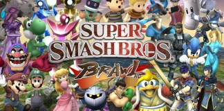 Super Smash Bros. Brawl-TiC