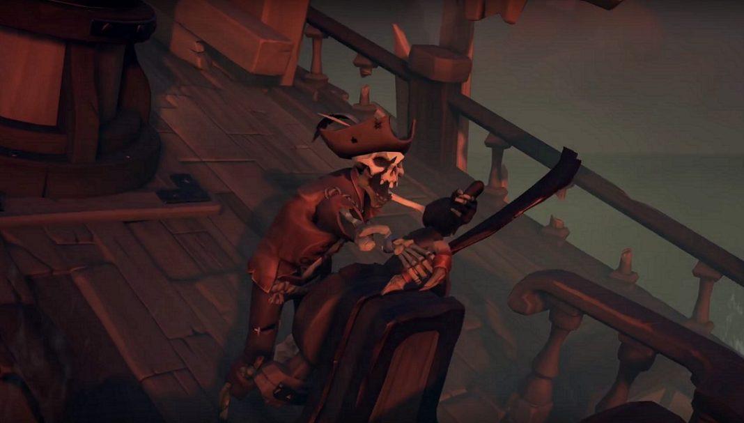 Sea of Thieves: Cursed Sails