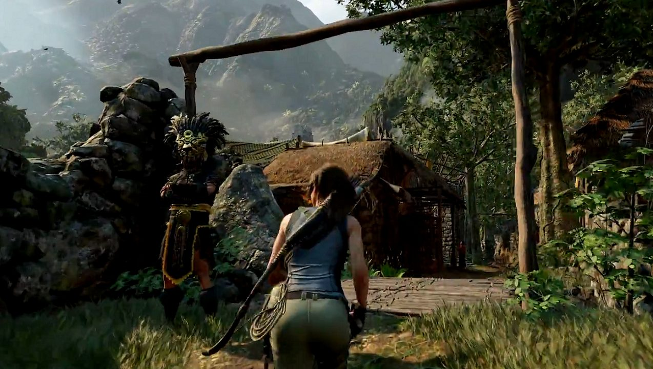 shadow of tomb raider gameplay trailer