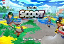 Crayola Scoot-TiC