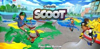 Crayola Scoot-TiC