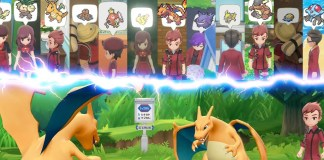 Pokemon Lets Go: Pikachu and Eevee-TICGN