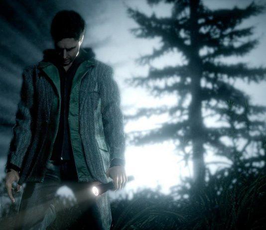Alan Wake Added Back on Steam