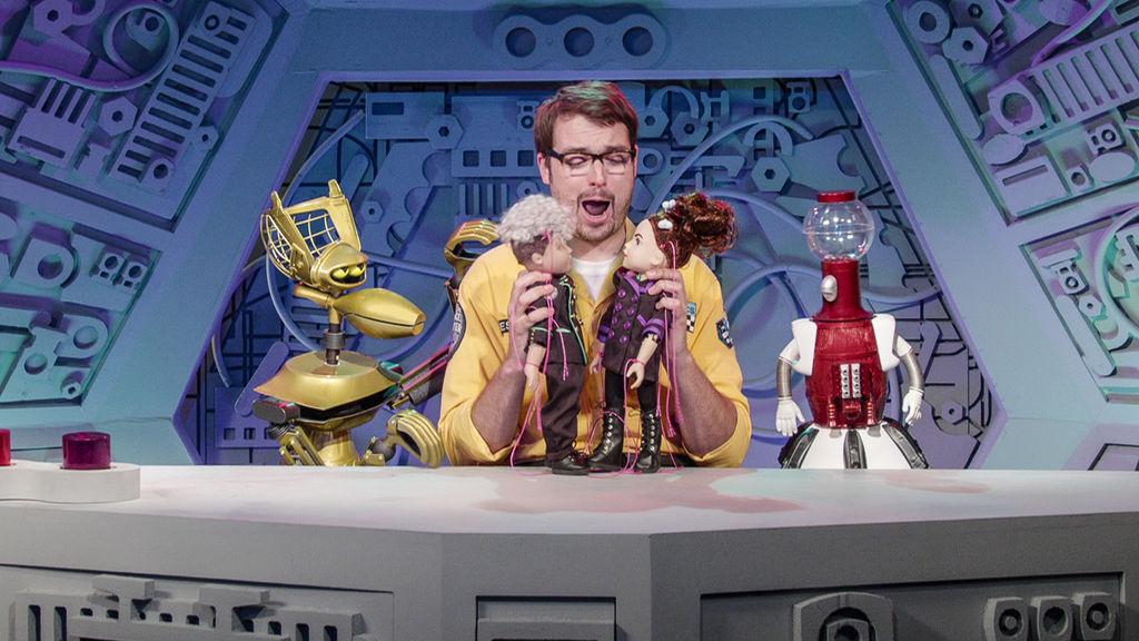 MST3K, The Gauntlet, Mystery Science Theater 3000