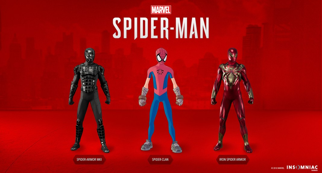 Marvel's Spider-Man: Turf Wars New Suits