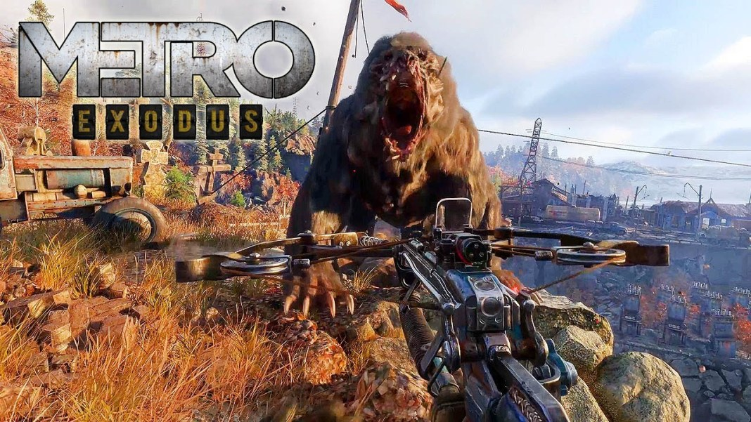 Metro Exodus Collectors Edition
