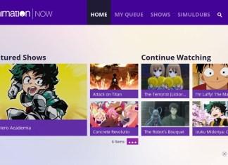 Funimation,Hulu-TIC