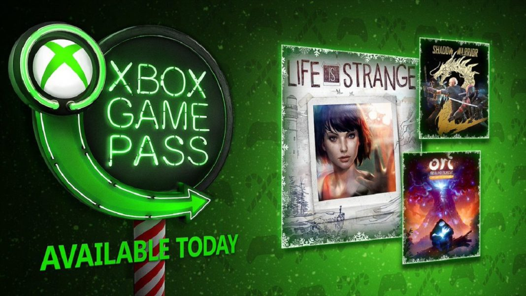 Life is Strange Joins Xbox Game Pass