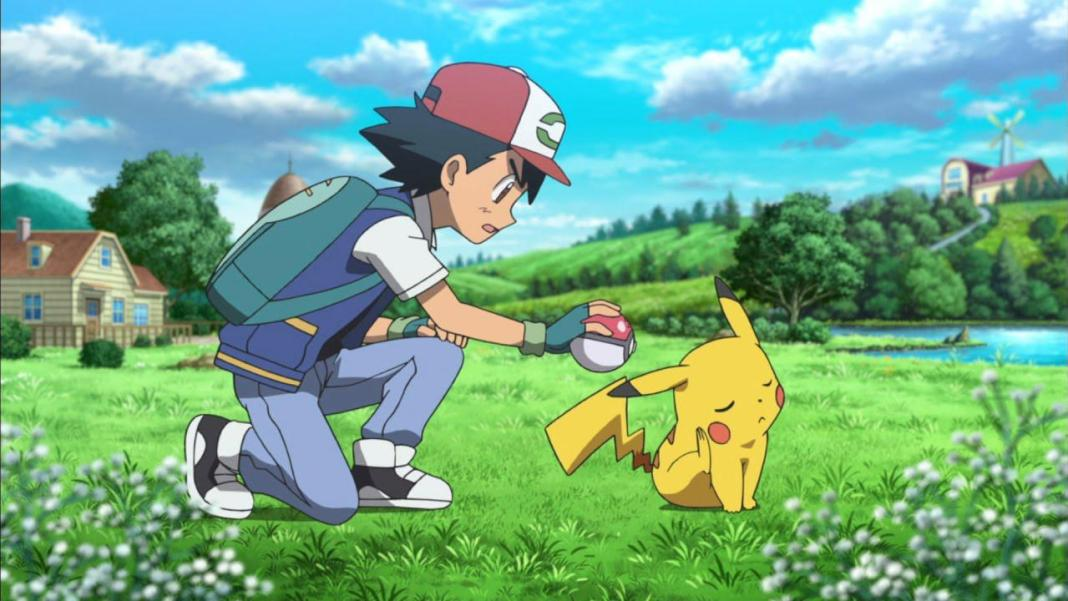 Pokemon The Movie: I Choose You-TICGN