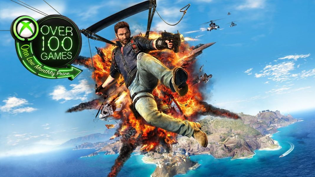 Just Cause 3 and Ultimate Marvel vs. Capcom 3 Xbox Game Pass