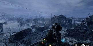 Xbox Adaptive Controller for Metro Exodus