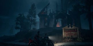 Days Gone Trailer Shows Sarah and Deacon's Wedding