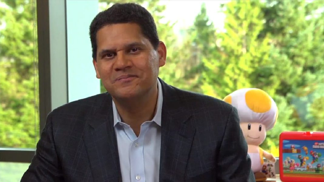Reggie Fils-Aime Is Stepping Down From Nintendo