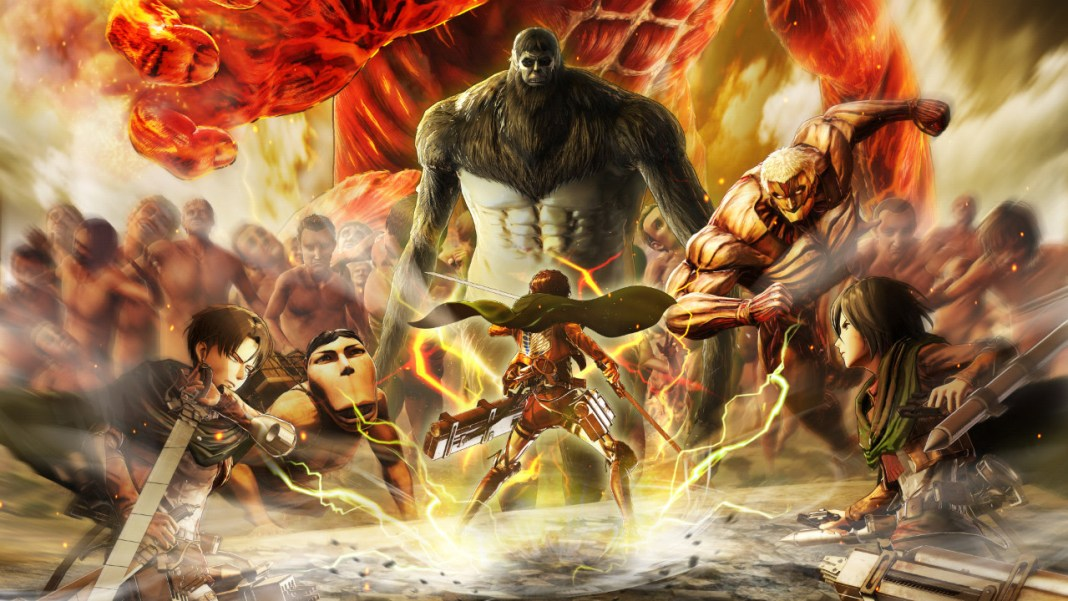 Attack on Titan 2: The Final Battle-TICGN