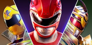 Power Rangers: Battle for the Grid-TIGN