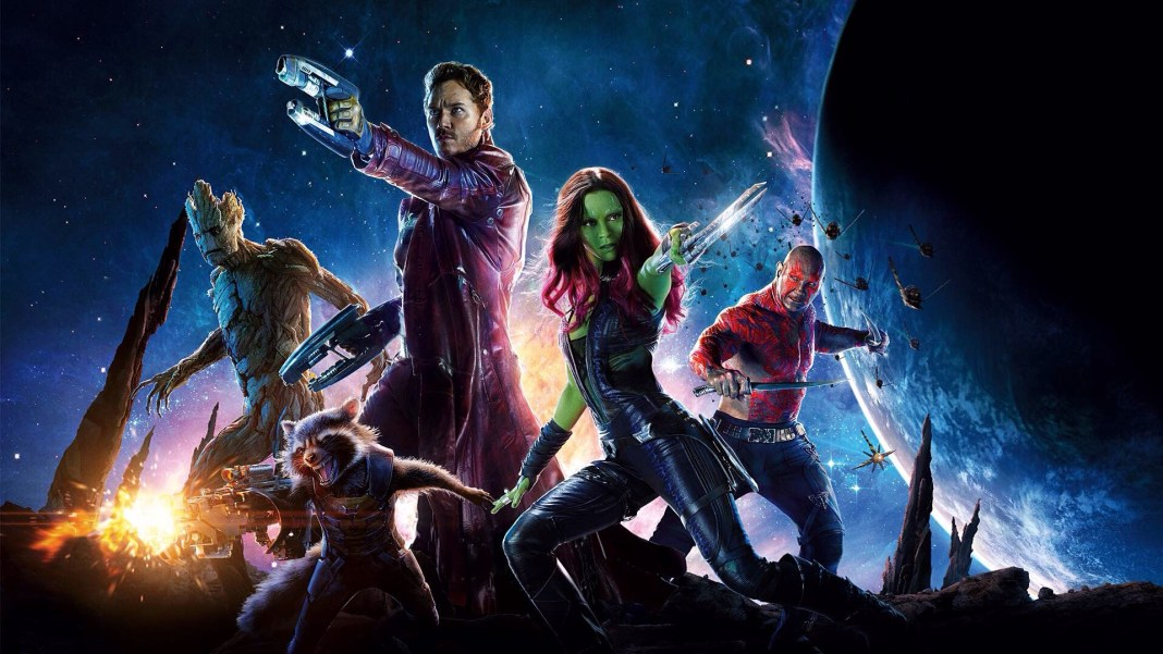 Disney Has Rehired James Gunn for Guardians of the Galaxy Vol. 3