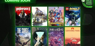 Xbox Game Pass in May 2019