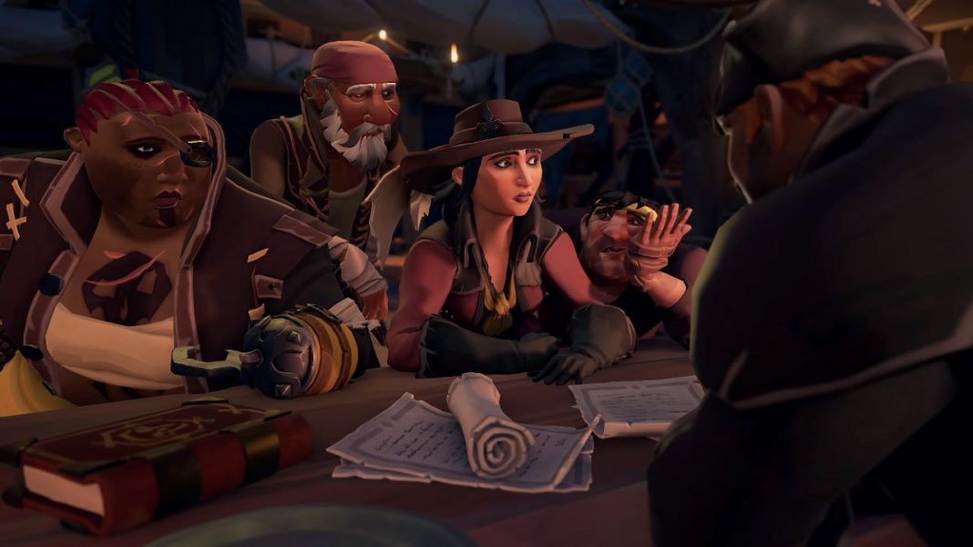 Sea of Thieves: Tall Tales - Shores of Gold Cinematic Trailer