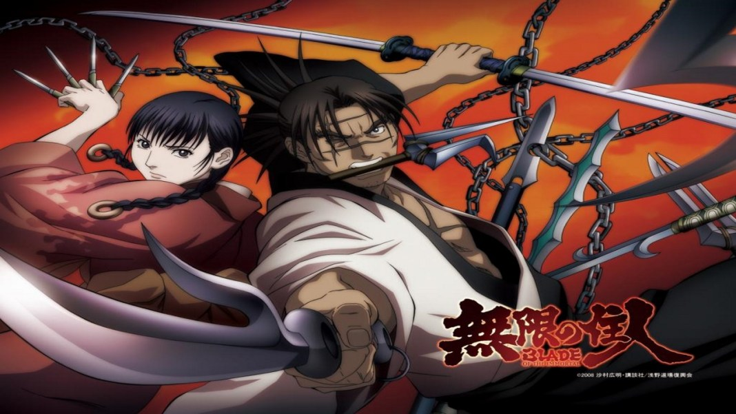 Blade of the Immortal-TICGN